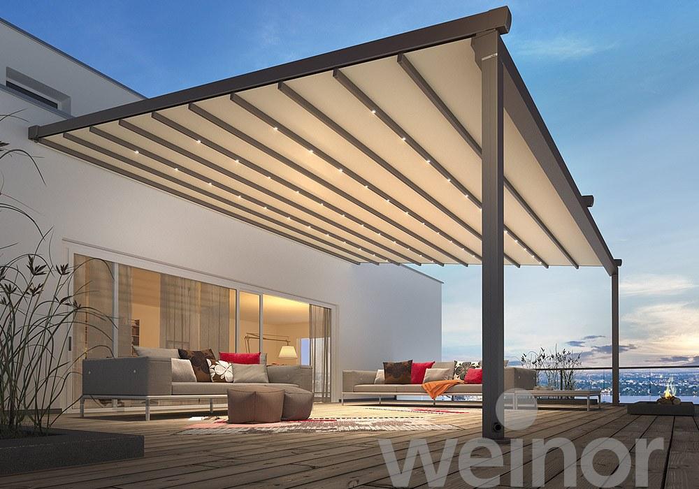 pergotex II awning weinor 2