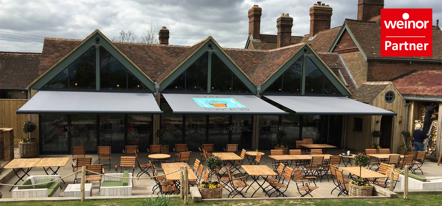 Commercial Awnings Essex